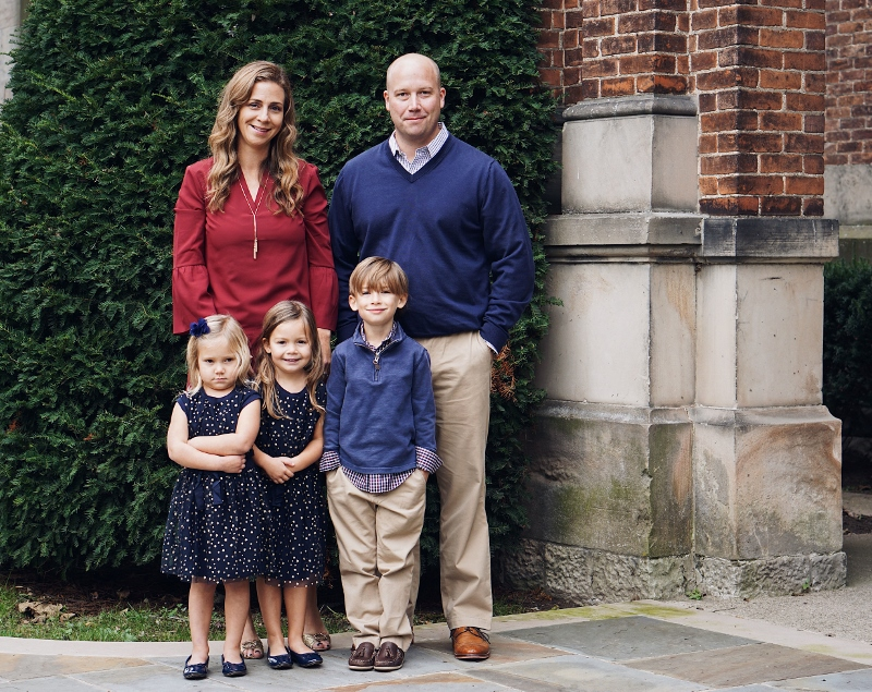 Grosse Pointe Family Portrait