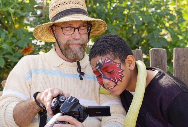 Detroit portrait of The Garden Detroit Event