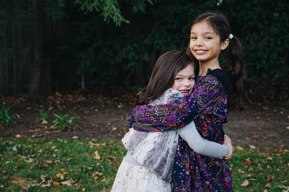 Sisters Grosse Pointe Photographer